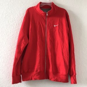 Men Nike Zipper Jacket size XL